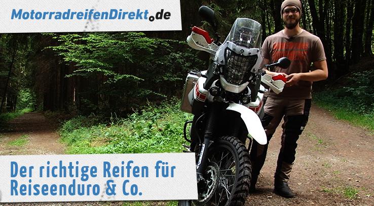 MotorradreifenDirekt.de – Der richtige Reifen für Reiseenduro & Co